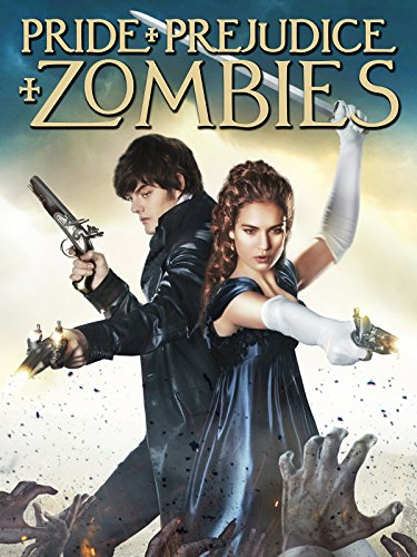 Pride And Prejudice And Zombies]()
