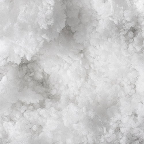 Revoloft Polyester Cluster Fiber Fill - Premium Hypoallergenic Down Alternative - 5 LB. Bag