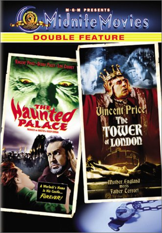 The Haunted Palace & The Tower of London (Midnite Movies Double Feature) by MGM