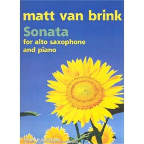 (Carl Fischer Sonata For Alto Saxophone and)