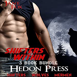 Shifters Within Audiobook