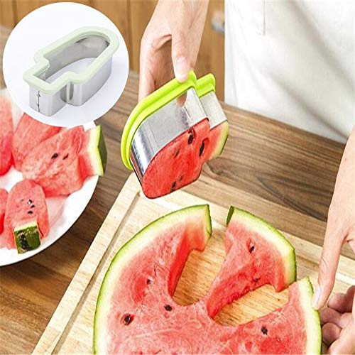 Kitchen Accessories 1pcs Watermelon Cutter Watermelon Slicer Fruit Knife Cutter Ice Cream Ballers Melon Scoop Kitchen - Gadget Baller Melon