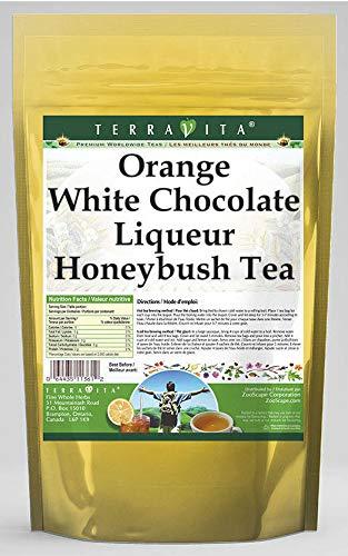 Orange White Chocolate Liqueur Honeybush Tea (50 Tea Bags, ZIN: 540126)