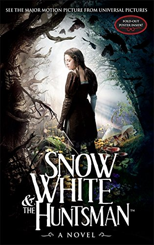 book cover of Snow White and the Huntsman
