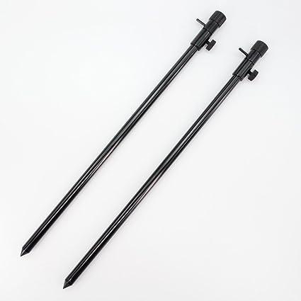 Pesca de Carpa Rod Pod soportes para cañas de pescar ...