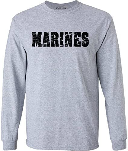 MARINES STANDARD T-SHIRT MILITARY GREEN Usmc Us Semp Marine Corps US Corp Shirt