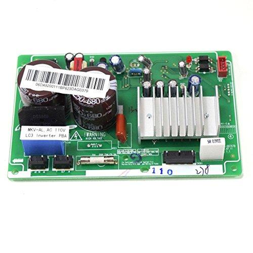 Samsung DA92-00111B Refrigerator Inverter Power Control Board Genuine Original Equipment Manufacturer (OEM) Part