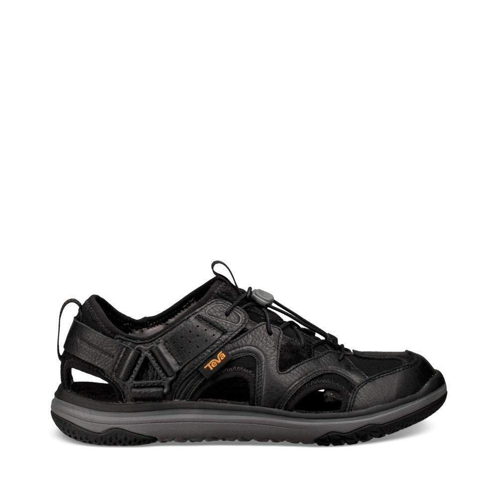 Teva Men's Terra-Float Travel Lace Sport Sandal,Black,US 10 M