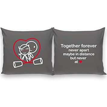 Amazon.com: BoldLoft Together Forever His and Hers - Juego ...