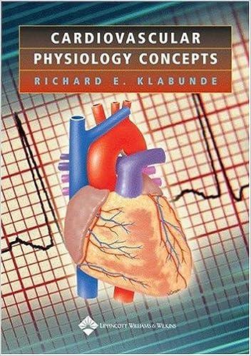 Klabunde Cardiovascular Physiology Concepts Pdf