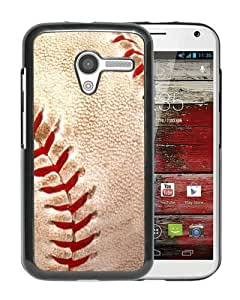 Diy Design Baseball Black Case For Motorola Moto X Phone Case Cool Design