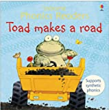 Toad Makes A Road (Phonics Readers)