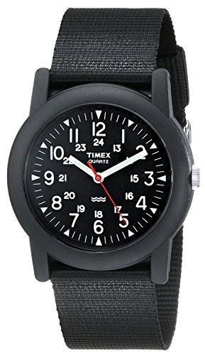 Timex Men's T18581 Camper Watch (Black)
