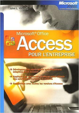 Lire Microsoft Access pour l'entreprise pdf, epub