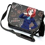 Siawasey Anime Love Live! Cosplay Backpack Daypack Messenger Bag Shoulder Bag