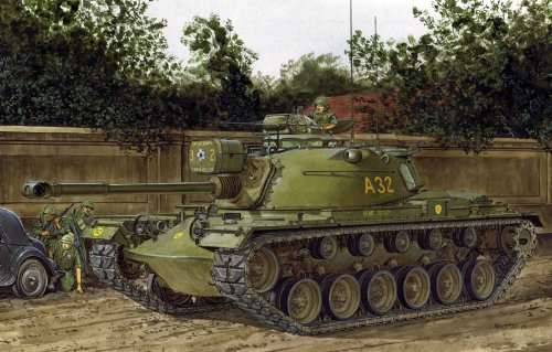 1 35 tank m60 - 6