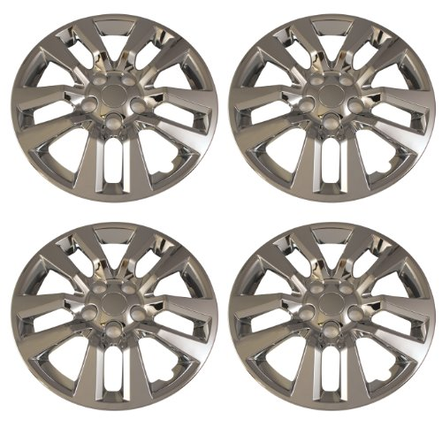 Set of 4 Chrome 16