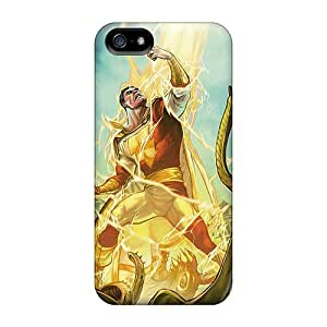 Premium For Case Samsung Galaxy S5 Cover Cases - Protective Skin - High Quality For Captain Marvel I4