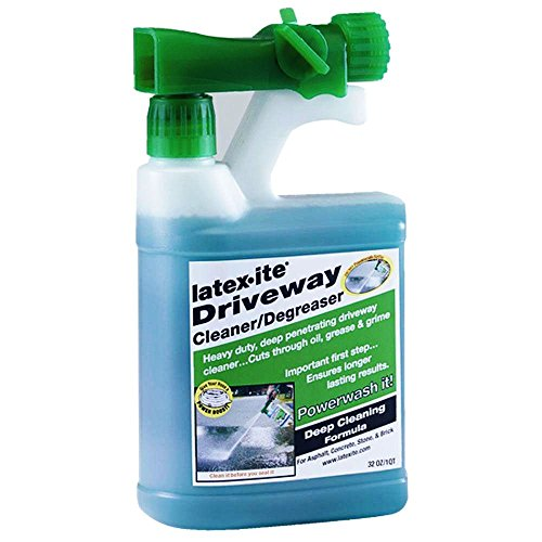 Latex-ite 1 qt. Powerwash Driveway Cleaner and Degreaser