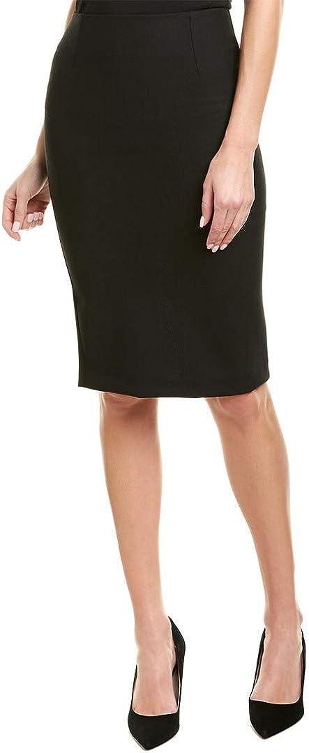 Pinko Wool-Blend Skirt