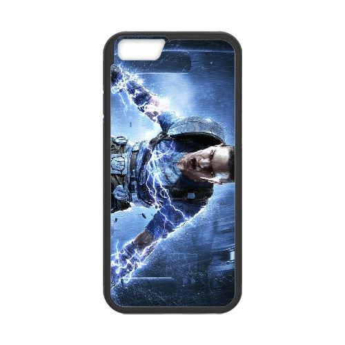 Star Wars The Force Unleashed 2 5 coque iPhone 6 Plus 5.5 Inch cellulaire cas coque de téléphone cas téléphone cellulaire noir couvercle EEECBCAAN00165