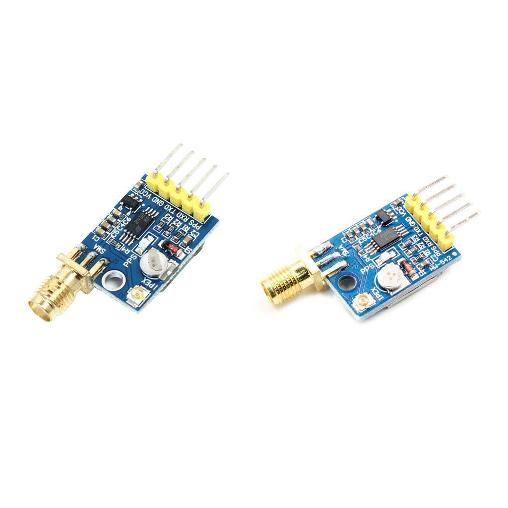 Topker Durable GPS Mini NEO-7M//NEO-6M Positioning Module 51 Replacement for Arduino STM32