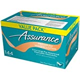 Product review for Assurance Premium Washcloths Value Pack 144 Count Carton (2-Carton Multipack 288 Washcloths Total)