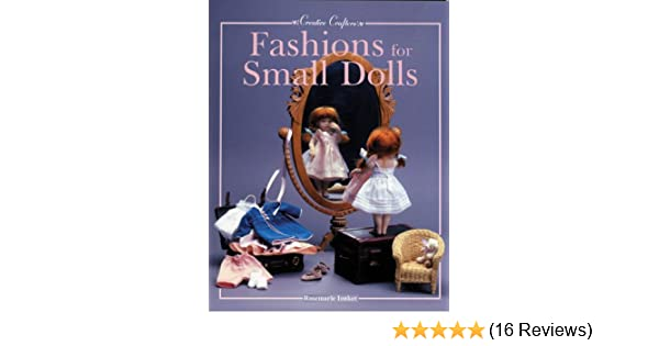 Fashions for small dolls 91