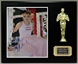 Hilary Duff Reproduction Autographed 8 x 10 Photo LTD Edition Oscar Display