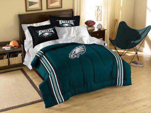 NFL Philadelphia Eagles Twin/Full Size Comforter with Sham Set