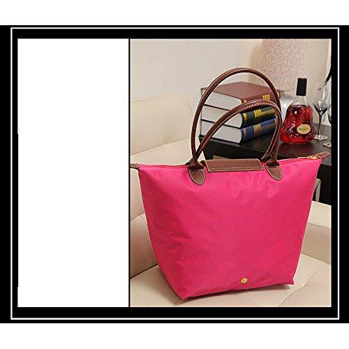 Gmyan Bag Navy Red Blue Wedding Shoulder Fuchsia Nylon Blue For Birthday Handbags 7qw7Ar4U