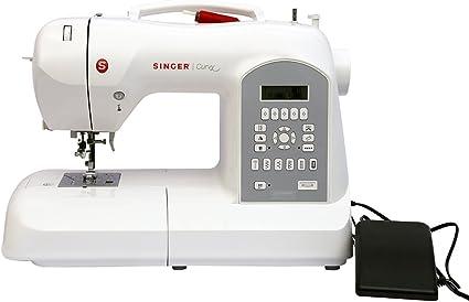 Singer Curvy 8770 - Máquina de coser (importado de Alemania): Amazon.es: Hogar