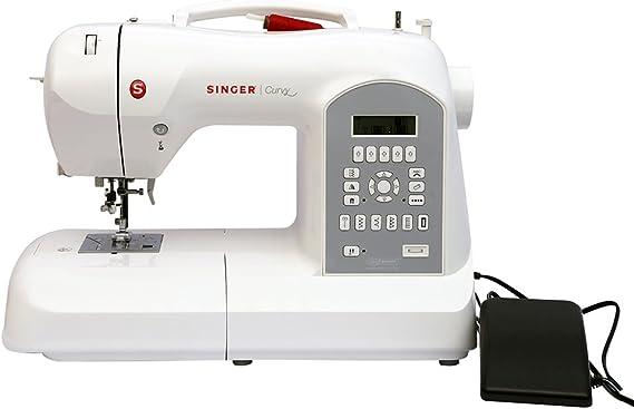 Singer Curvy 8770 - Máquina de coser (importado de Alemania ...