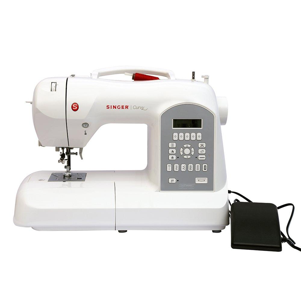 Singer Curvy 8770 - Máquina de coser (importado de Alemania): Amazon ...
