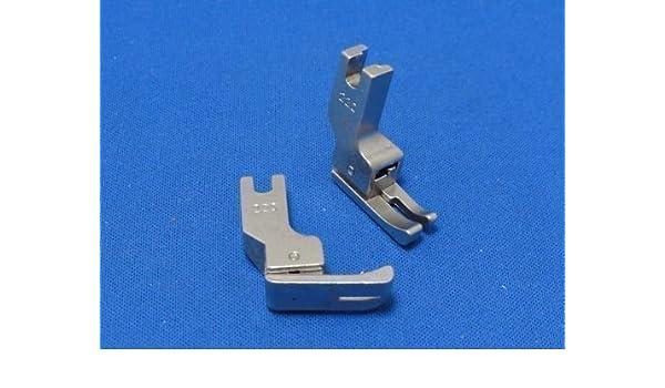 Industrial máquina de coser compensar el Pie izquierda 0,08 cm, compatible con, hermano, JUKI: Amazon.es: Hogar
