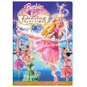 Barbie in The 12 Dancing Princesses (2006)