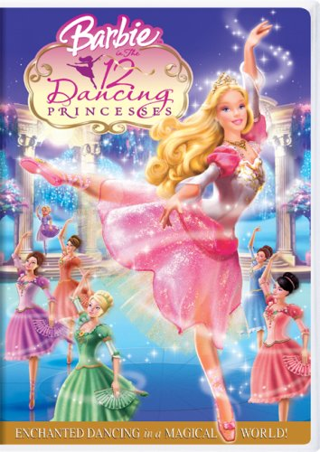 Barbie in The 12 Dancing Princesses (Princess Replacements House)
