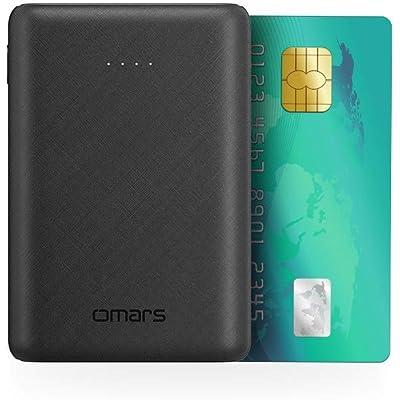 Omars USB-C&USB対応 15W 10000mAh 3ポートモバイルバッテリー 税込999円 プライム会員送料無料