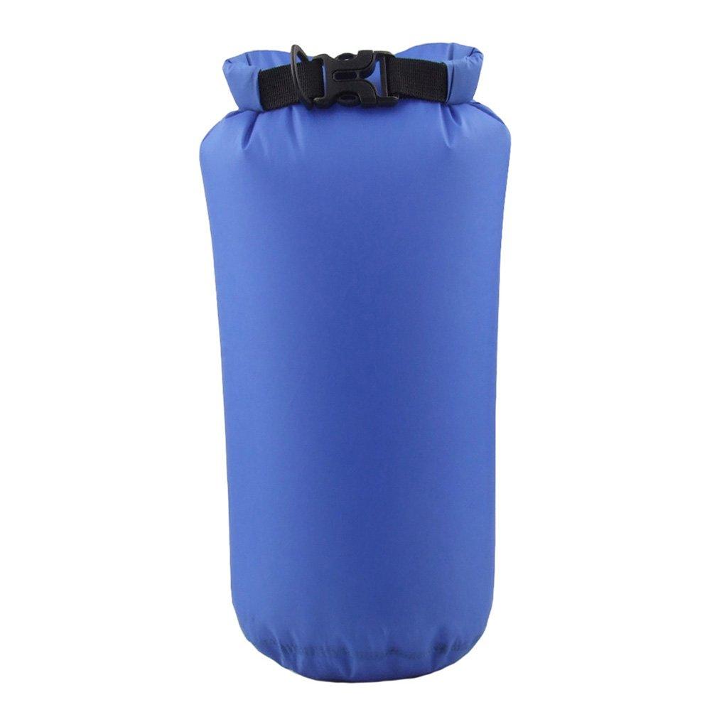 blu royal Winomo borsa sacca compressione 15L impermeabile per il canottaggio trekking