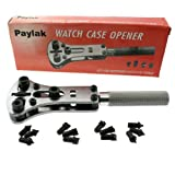 Watch Case Opener Wrench Tool For Waterproof Watches Caseback, Model: , Hand/Wrist Watch Store