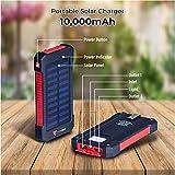 Portable Solar Charger - Solar Powerbank