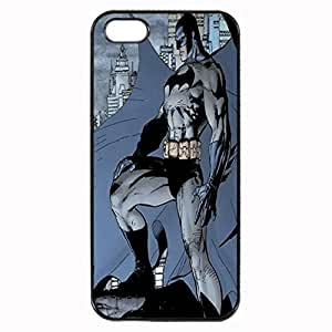Batman and Superman Custom Image Case iphone 4 case , iphone 4S case, Diy Durable Hard Case Cover for iPhone 4 4S , High Quality Plastic Case By Argelis-sky, Black Case New