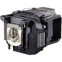 Replacement Lamp with Housing for PowerLite Home Cinema 3000, PowerLite Home Cinema 3500, PowerLite Home Cinema 3510, PowerLite Home Cinema 3600e Projectors