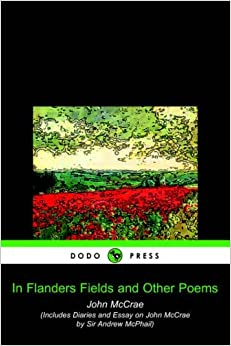 Book In Flanders Fields and Other Poems (Dodo Press)