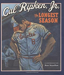 an analysis of the book ripken by cal ripken sr Baltimore -- cal ripken sr fully embraced the role of coach  ripken sr  foundation carries on legacy  jim callis embed button (internal) mlb top  prospects analysis  odor walks and trots way into history books.