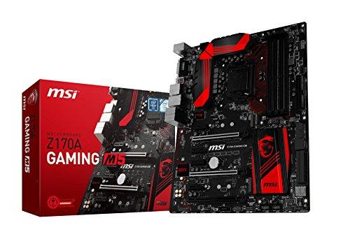 9. MSI Z170A Gaming M5 Price