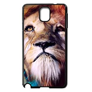Case Of Lion customized Bumper Plastic case For samsung galaxy note 3 N9000