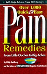 Pain Remedies: From Little Ouches to Big Aches