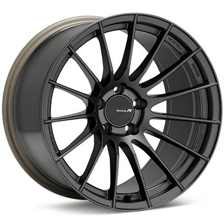 King of Rims Enkei Racing RS05RR 18 Inch Staggered Japan Wheel Set of 4 PCD 5x100 Will fit FT86 and BRZ