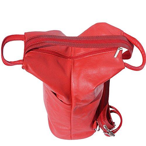 mochila hombro Bolso y 2061 bolsa rojo de 7wwAqax